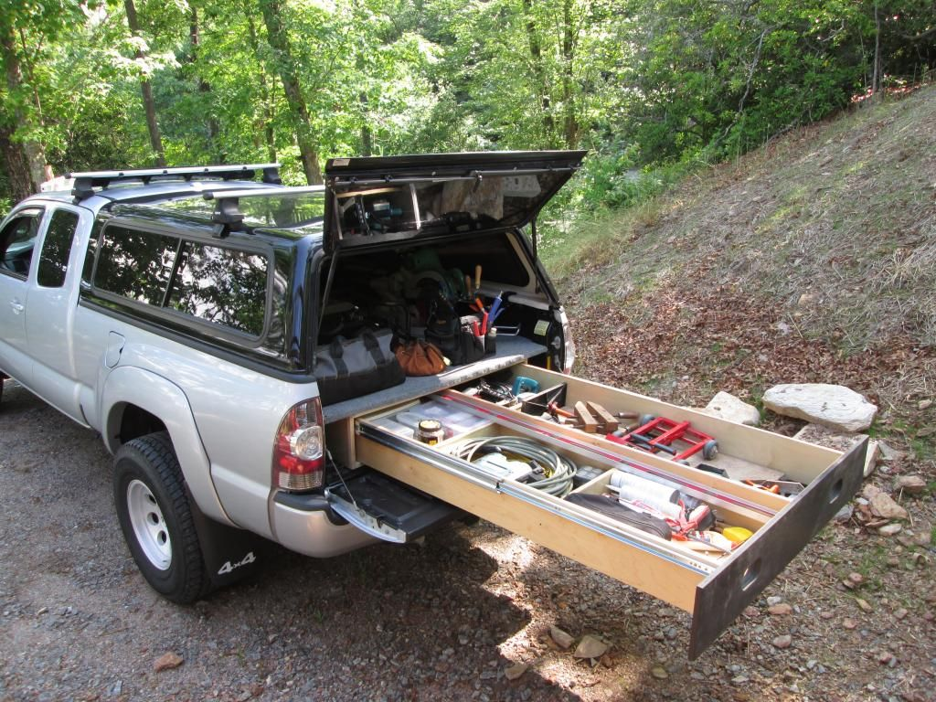 pickup forum system bed storage x thedieselstop dimensions drawers decked diesel in design drawer