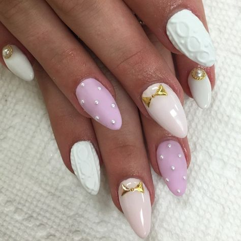 30 ideas for nails almond design zendaya  simple nail art