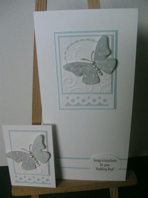 Wedding card and Tag