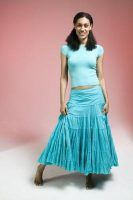 Sew a Multi-tiered Broomstick Skirt