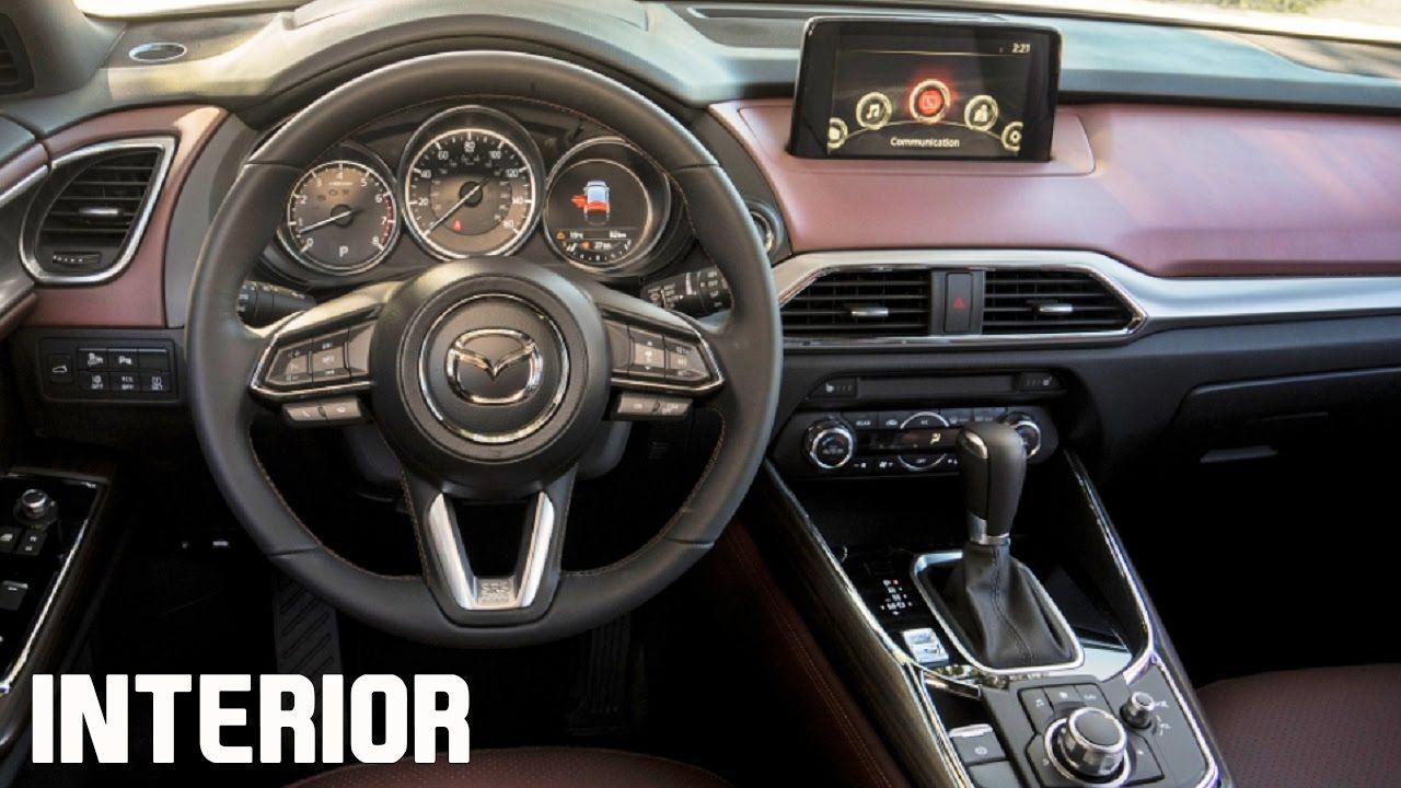 2017 Mazda CX9 INTERIOR Mazda cx 9, Mazda, Mazda cx 7