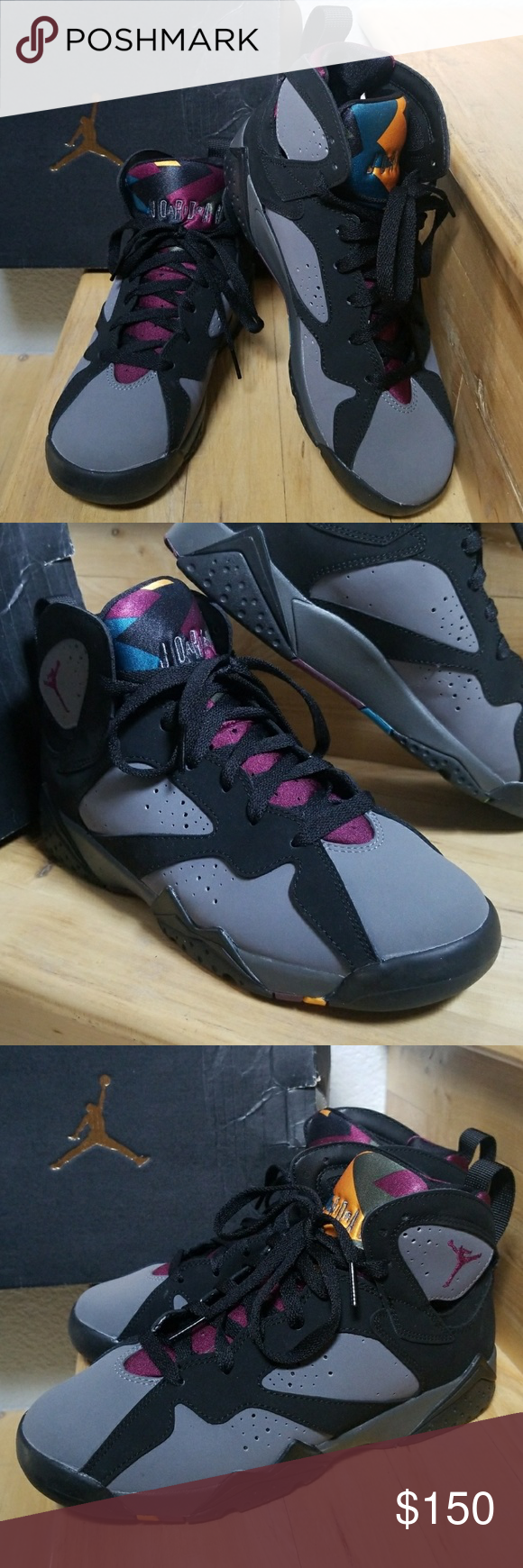"""○SOLD ON MERC○Air Jordan 7 """"Bordeaux"""" These are my pre-loved ac934894f0"""