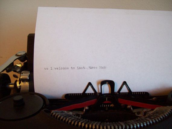 Antique typewriter and case Remington Rand by #losttreeman on #etsy  #etsyvintageteam #typewriter #industrial #office #old #metal #collect #forhim