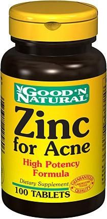 Zinc For Acne It S Time To Kiss Those Unsightly Blemishes Goodbye