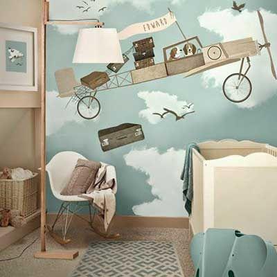 Duvar Süslemeleri ile Duvar Dekorasyonu Örnekleri ve Modelleri