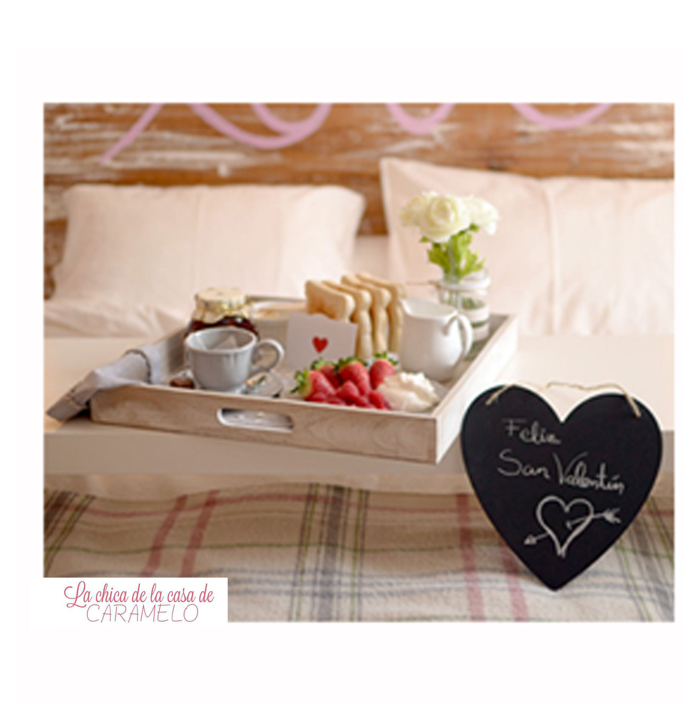 Desayuno sorpresa san valentin fuente de la imagen - Sorpresas para enamorados ...