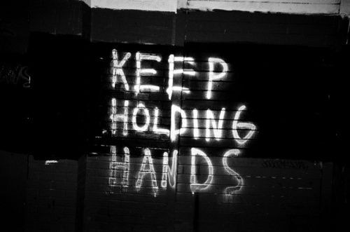 Keep Holding Hands