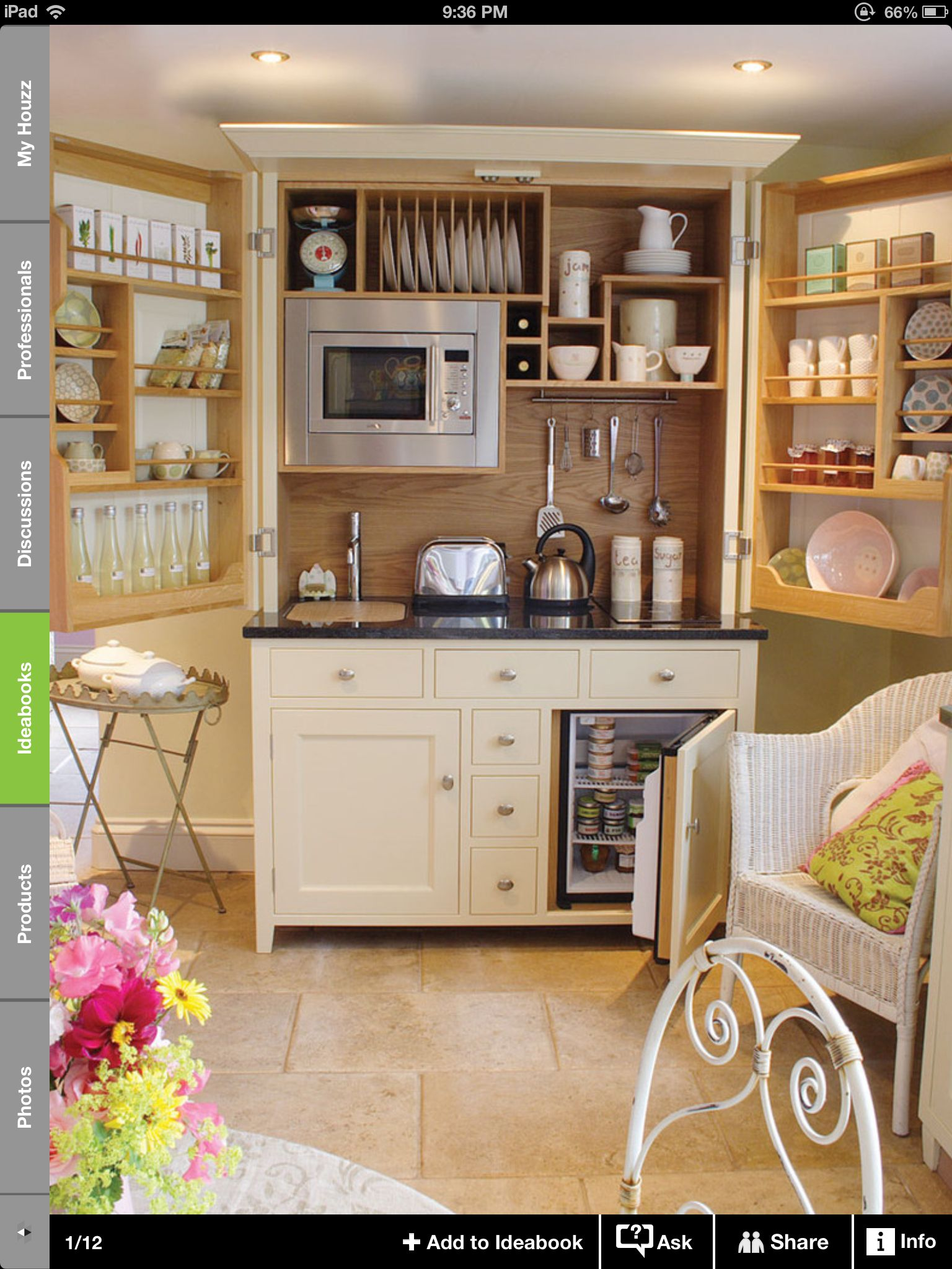 Compact kitchen for garage apartment. | Home Ideas | Pinterest ...