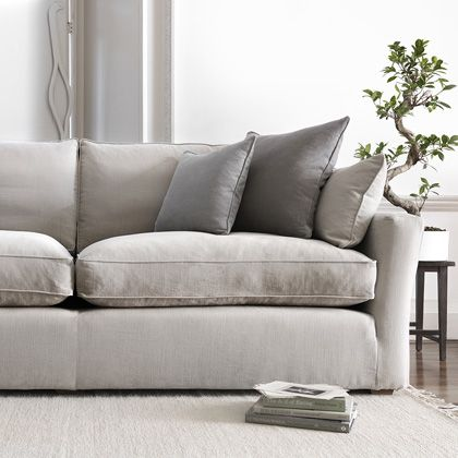 Caruso Sofa A Replacement Option For The Family Room To Lift