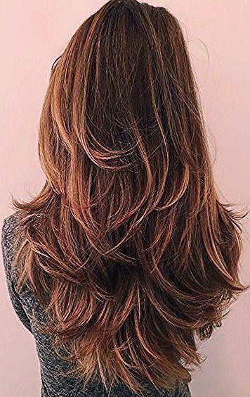 frisuren für sehr dicke lange haare | long thick hair