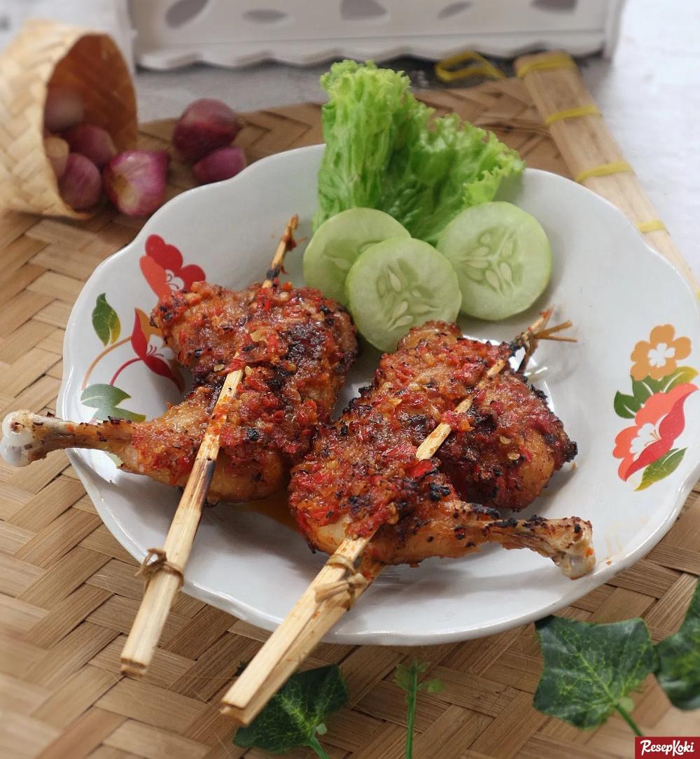 Ayam Bakar Lumajang Pedas Mantap Resep Resepkoki Resep Di 2020 Makanan Ayam Tandoori Ayam Jeruk
