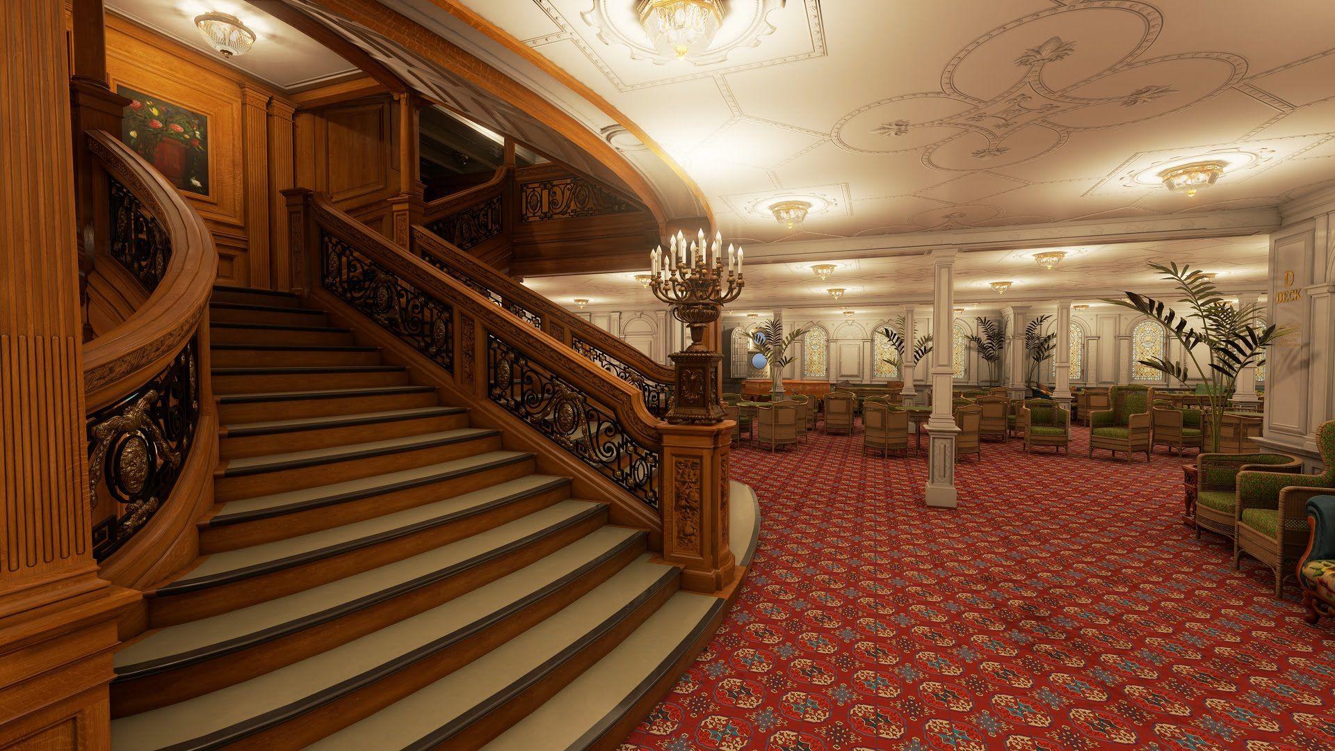 [ Unreal Engine 4 ] Titanic: Honor and Glory DEMO - GTX ...