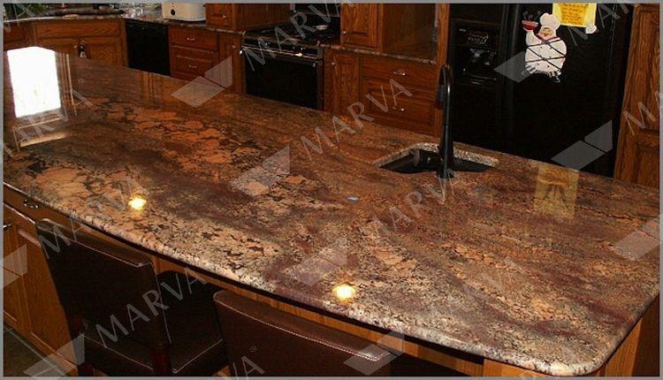 Marvelous Crema Bordeaux Granite   Google Search