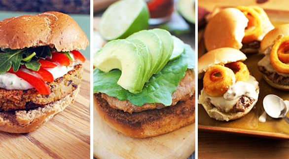 13 Ways to Own the Labor Day Burger