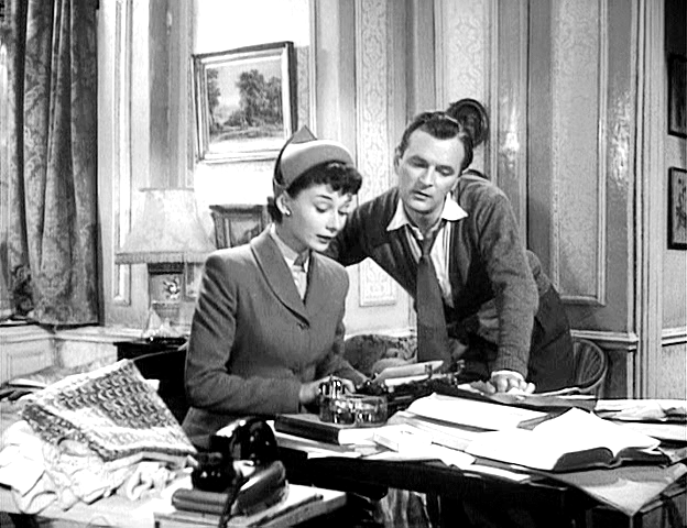 Audrey, 1950s