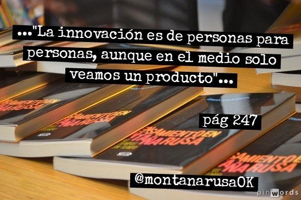 Innovación....