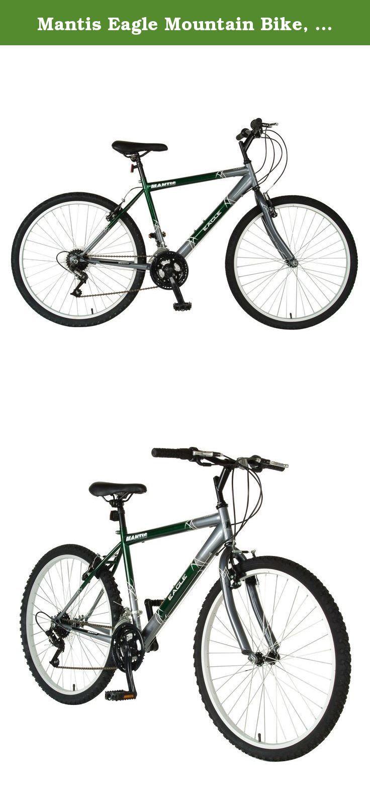 Mantis Eagle Mountain Bike 26 Inch Wheels 17 Inch Frame Men S