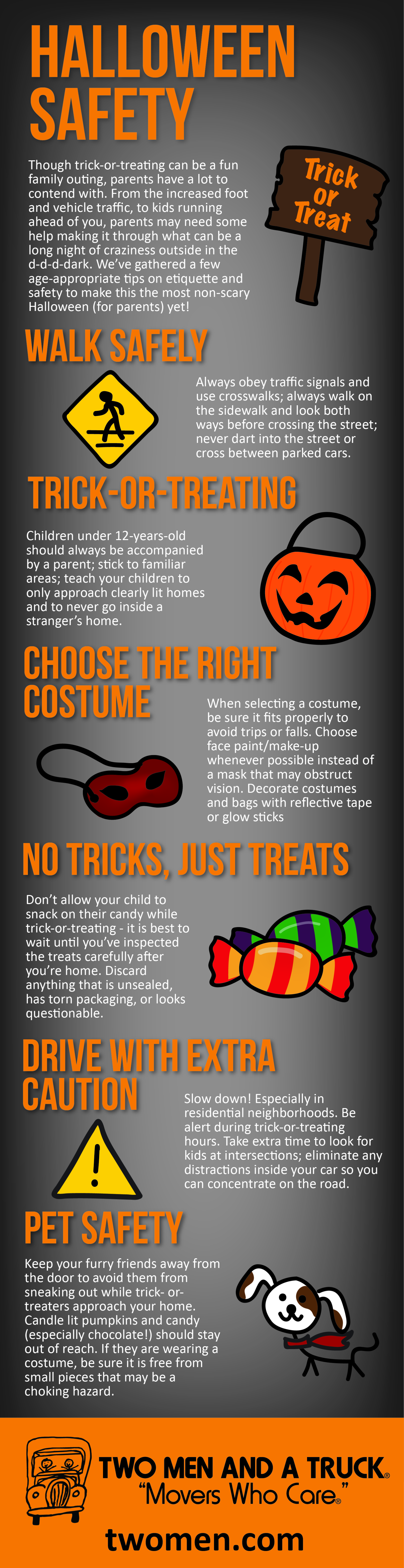 Top Safety Tips For Your Family This Halloween