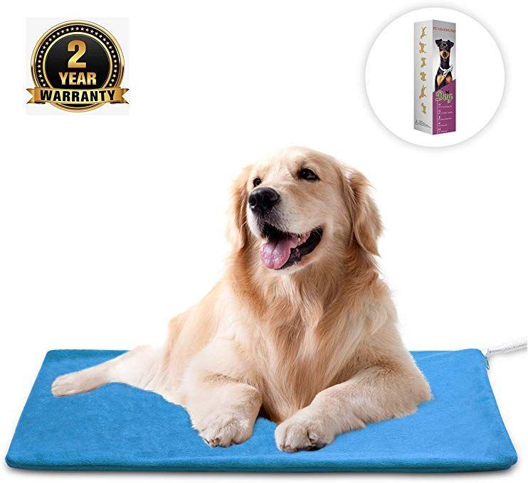 Marunda Pet Heating Pad Cat Dog Electric Pet Heating Pad Indoor