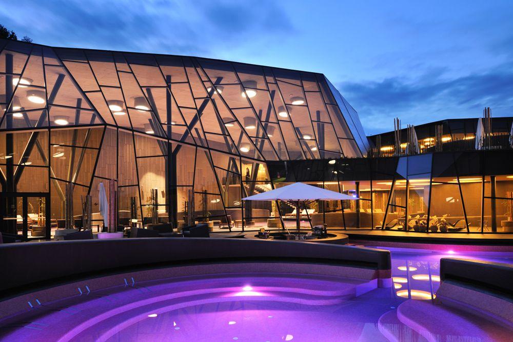 Orhidelia Wellness Enota Spa Center Architecture Photography Luxury Spa