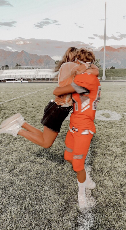 , Friday night lights has begun my friends!!! Use #fnlcouple to be featured every Friday night for the rest of the season! @kiaracook | thisonesfortheboyys, Travel Couple, Travel Couple
