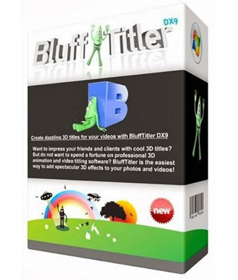 BluffTitler Ultimate 13.6.0.4 + Portable