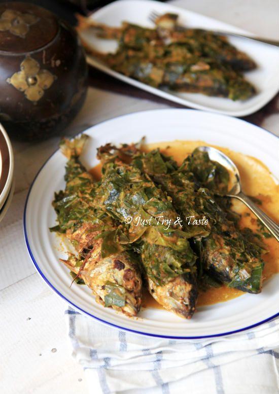 Resep Gulai Ikan Kembung Dengan Daun Melinjo Resep Resep Makanan Bayi Gulai