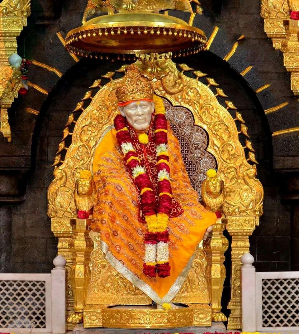 Om Sai Ram Sai Baba Hd Wallpaper Sai Baba Wallpapers Sai Baba