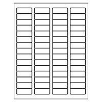 Free Avery® Templates   Return Address Label, 60 Per Sheet