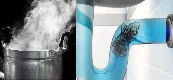 Tu Fregadero No Traga Bien El Agua Está Claro Hay Un Problema En Las Tuberías Y Vamos A Soluci Trucos De Limpieza Como Destapar Cañerias Destapar Cañerias