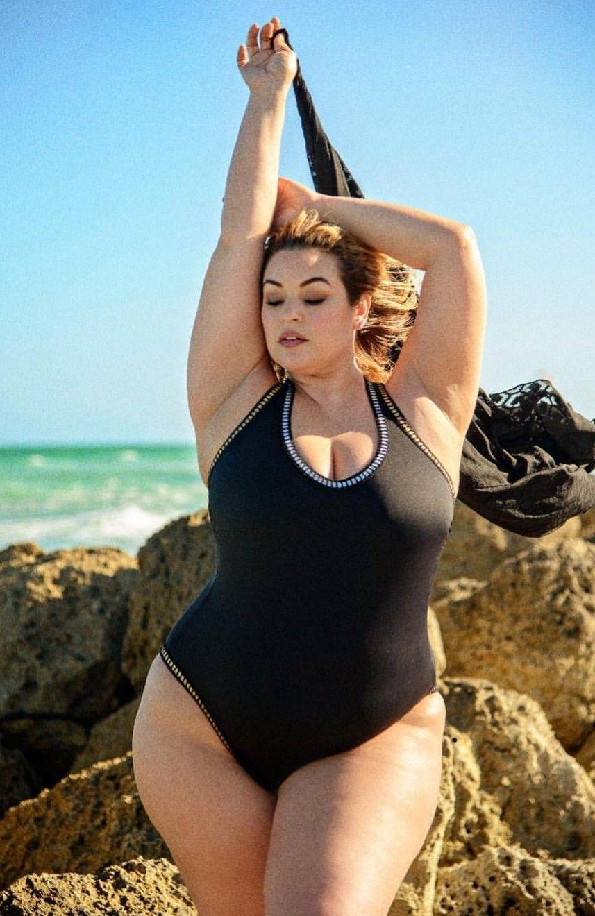 Confidence Laura Lee Plus Size Swimwear Plus Size Model Curvy Plus Size