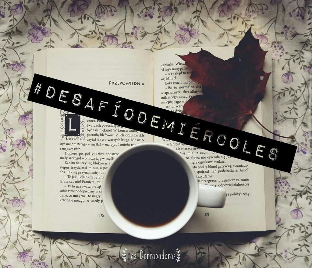¡Con un fresquete que te obliga a estar en cama te traemos el #DdM! Contanos, ¿cuál fue el último libro que regalaste? #TeLeemos #ConUnCafé☕
