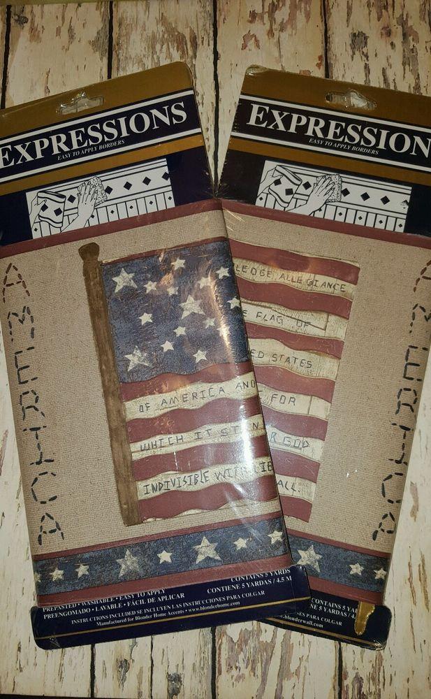 Expressions Primitive Wallpaper Border Freedoms Gate Americana Usa Pledge Primitive Wallpaper Wallpaper Border Primitive
