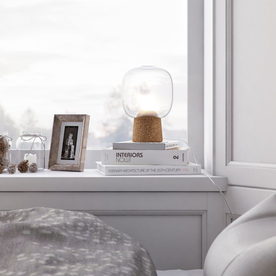 Lampe  poser transparente Picia Enrico Zanolla Image 4