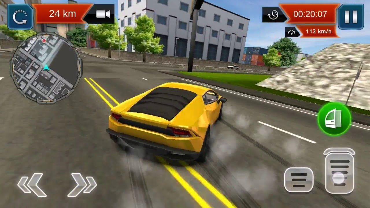 Car Racing Games 2019 Free Driving Simulator Best Android Gameplay 2 In 2020 Racing Games Racing Best Android