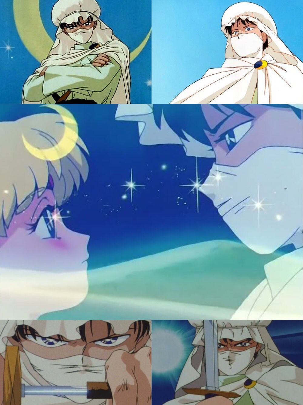 I dont know why I dont like Moonlight Knight; I miss TUXEDO Mask ...