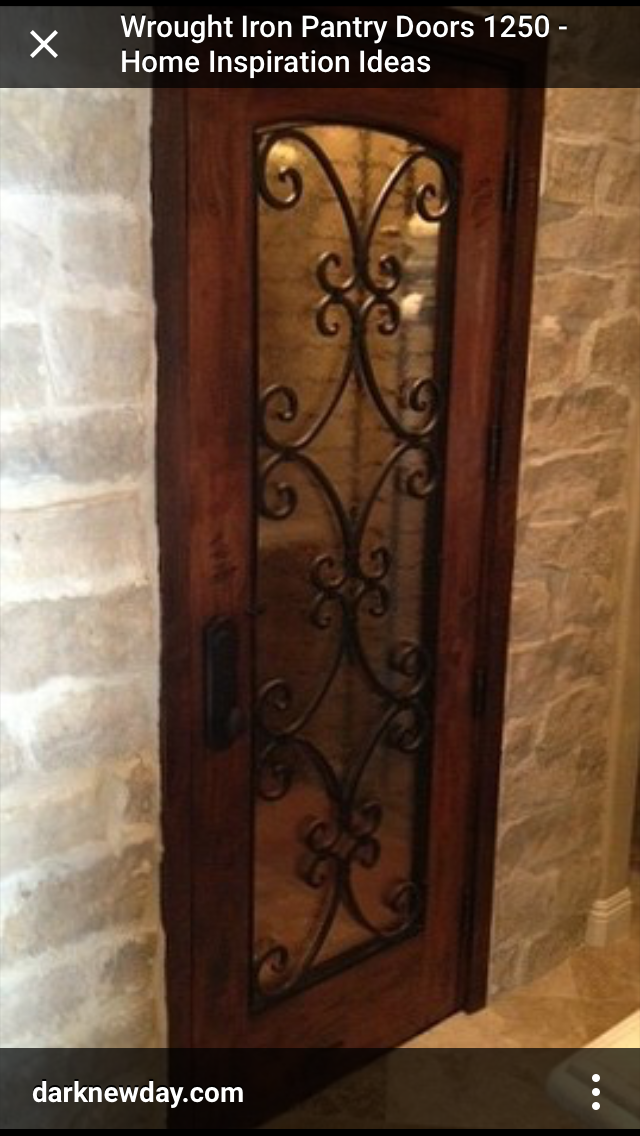 Pin By Vicky Kittle On Pantry Ideas Doors Wine Cellar Room Doors