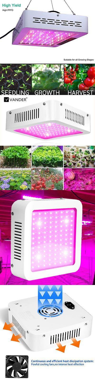 Grow Light Kits 178989 Hydroponic 1000w Led Grow Light Profession Full Spectrum Led Panel Plant Lamp Buy It Now Only Led Grow Lights Grow Lights Led Panel
