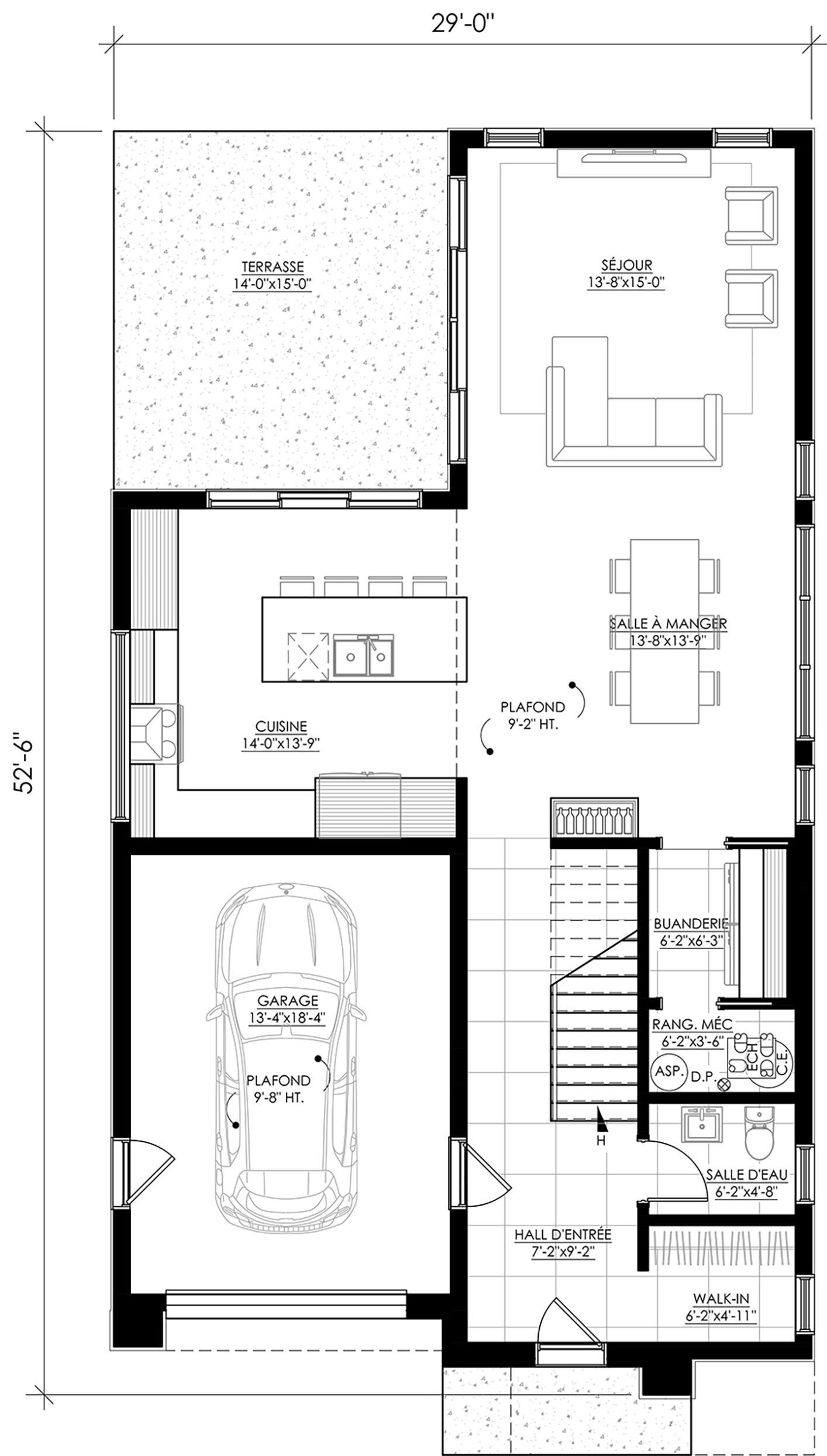 Cout Construction Maison 120m2