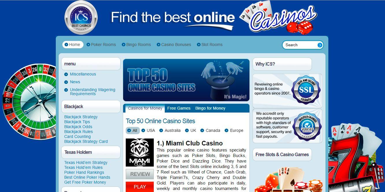 Top 100 Online Gambling Sites For Real Money 2020 Top Online