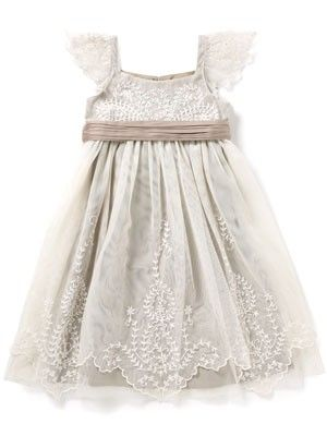 1000  images about Flower Girl Dresses on Pinterest  Communion ...