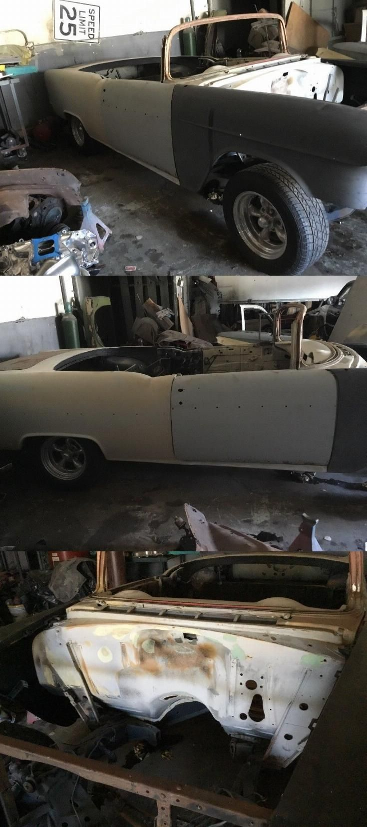 1955 Thunderbird Project For Sale For sale in 2424 S