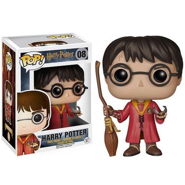 Pop Movies Harry Potter Quidditch Harry Figurine Pop Harry