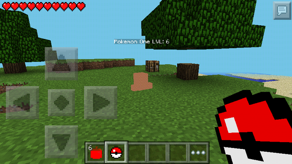minecraft pocket edition 1.8.1 mods