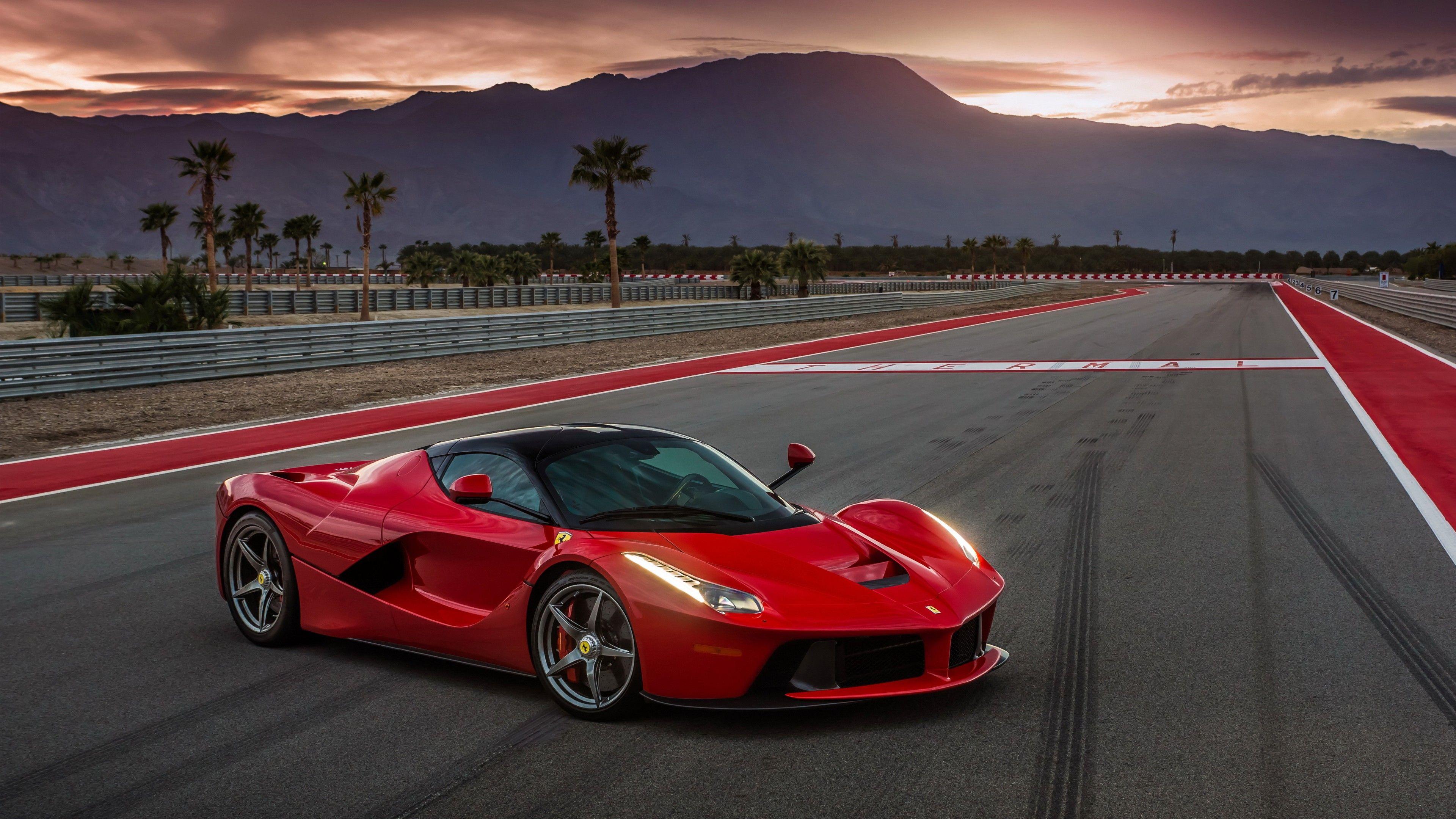 Stunning Ferrari Laferrari 4k Wallpaper 3840x2160 Ferrari