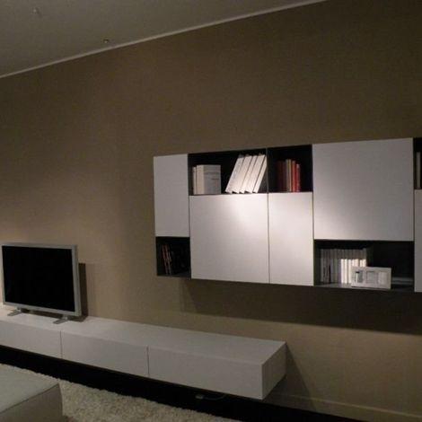 Poliform sistema tv Sintesi | Bedroom Cabinets | Pinterest ...