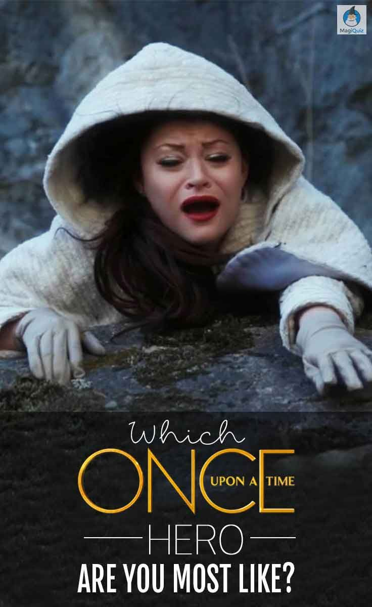 Welcome to Storybrooke and the hit TV show, Once Upon a Time. Do you  remember what happened before the curse? And how are you fighting it?