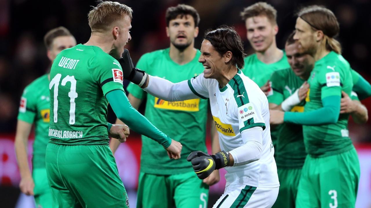 Borussia Monchengladbach Yann Sommer Jagt Ter Stegen Rekord Bundesliga Yann Sommer Bundesliga Und Sommer