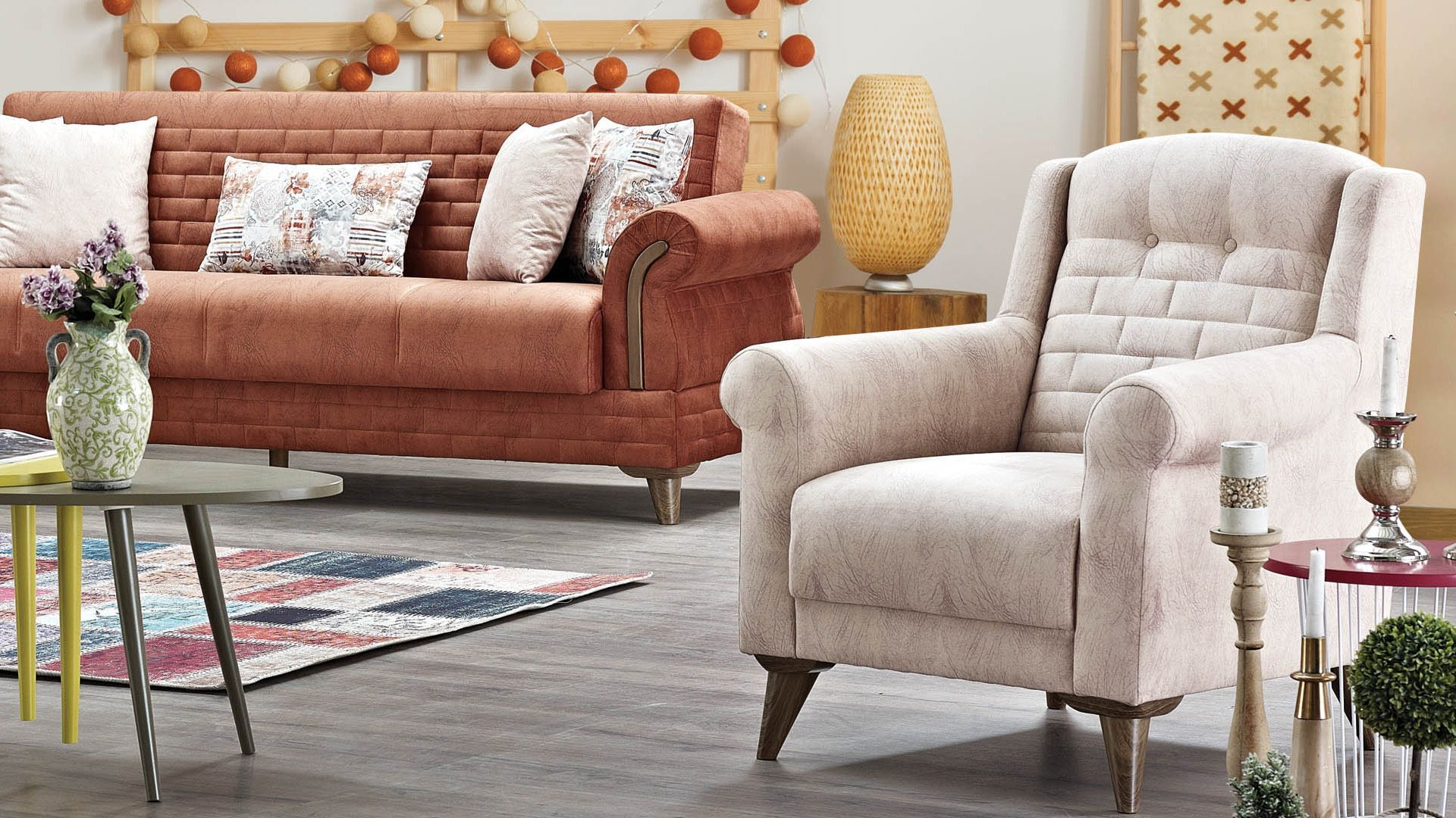 أسعد زهران للأثاث انتريه مودرن تركي Modern Living Room Home Decor Living Room