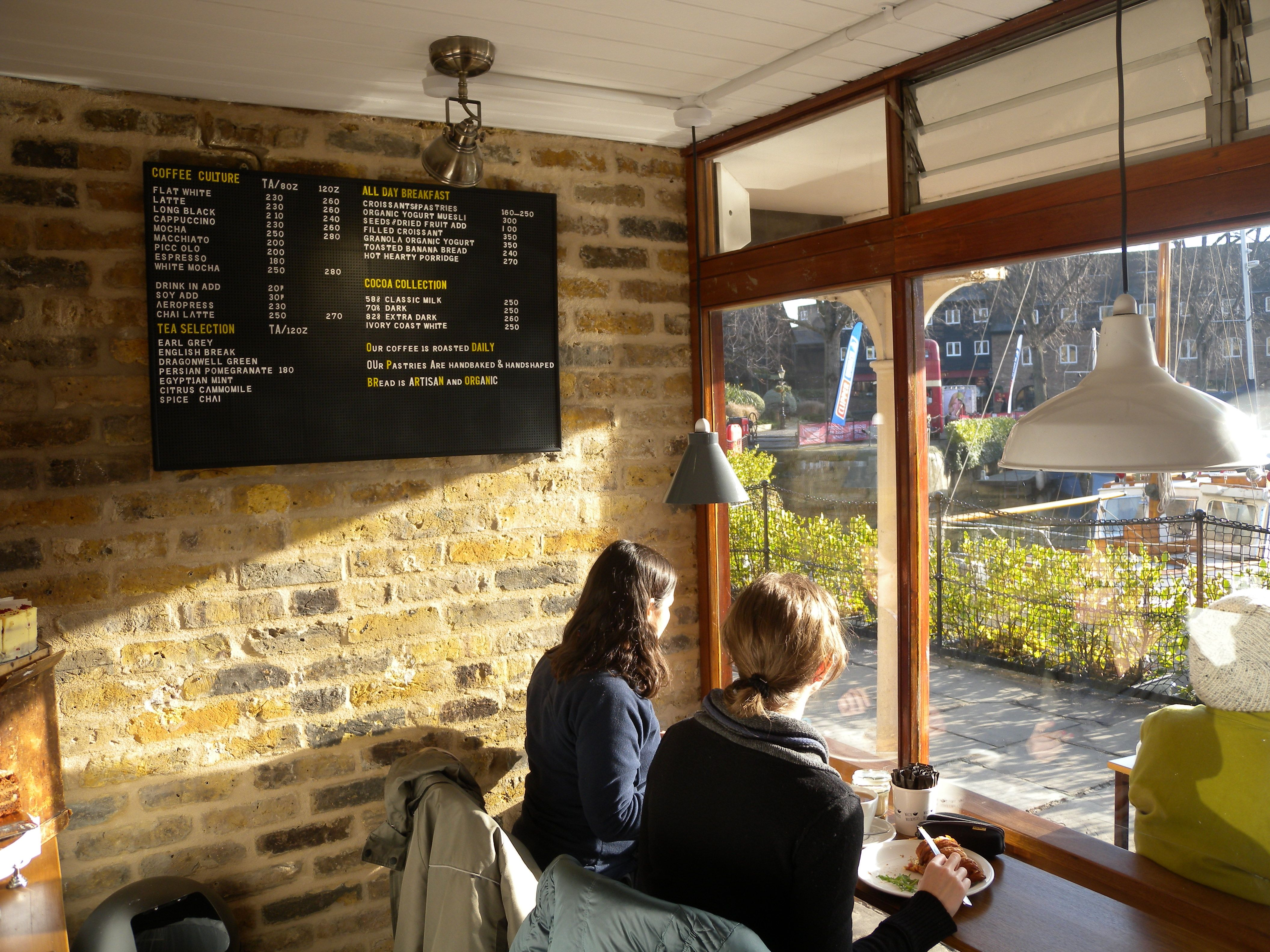 coffee shop interiors | Interior: Fascinating Coffee Shop ...